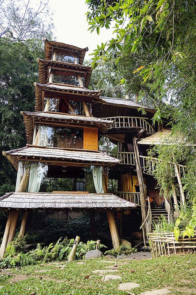 Το ξενοδοχείο του Ροβινσώνα Κρούσου στο Μπαλί (4)