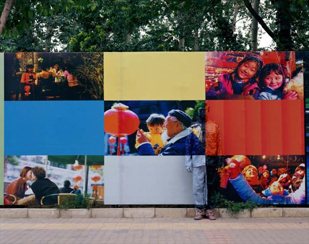 Liu Bolin: Ο αόρατος άνθρωπος (Photos) #5 (7)
