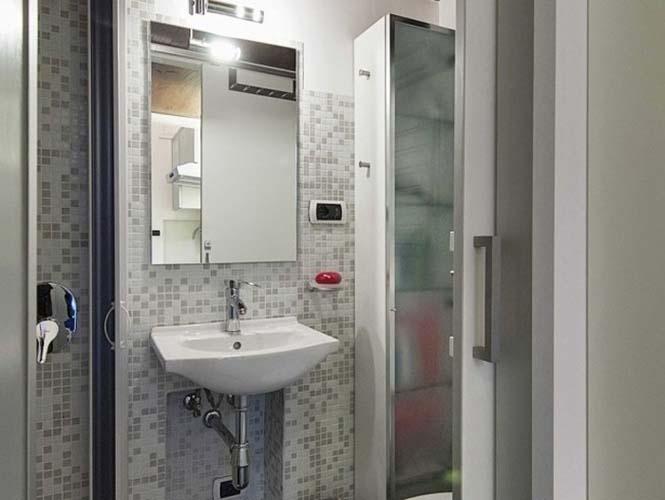 Μικροσκοπικό διαμέρισμα στη Ρώμη που έχει όλα τα απαραίτητα (11)