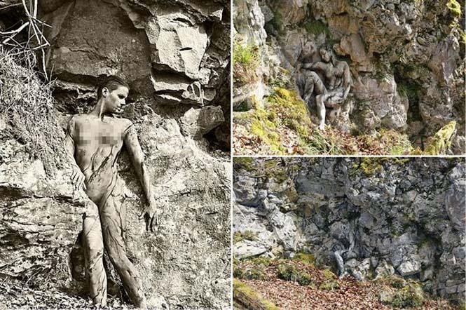 Μπορείτε να εντοπίσετε το γυμνό μοντέλο που βρίσκεται σε αυτή τη φωτογραφία; (5)