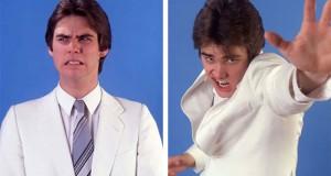 Ο νεαρός και άσημος Jim Carrey σε μιμήσεις διασήμων από το 1992