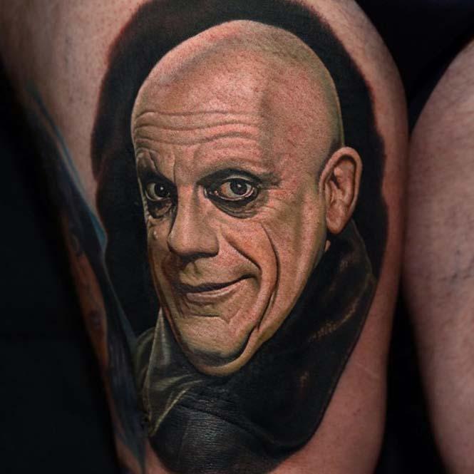 Ο Nikko Hurtado ζωντανεύει χαρακτήρες ταινιών μέσω εντυπωσιακών τατουάζ (3)