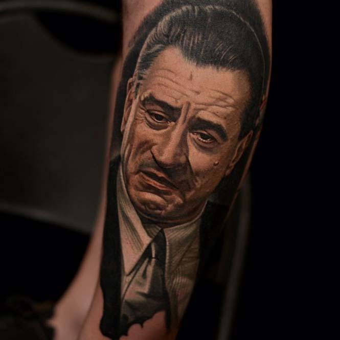 Ο Nikko Hurtado ζωντανεύει χαρακτήρες ταινιών μέσω εντυπωσιακών τατουάζ (4)