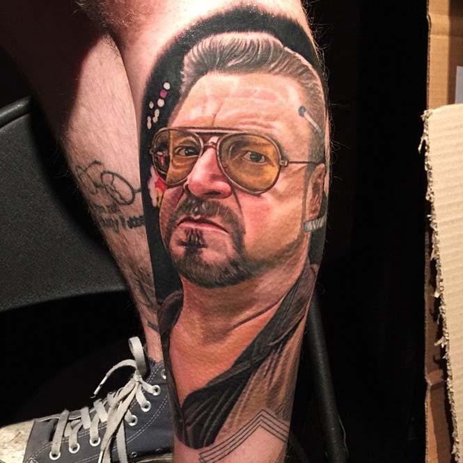 Ο Nikko Hurtado ζωντανεύει χαρακτήρες ταινιών μέσω εντυπωσιακών τατουάζ (6)