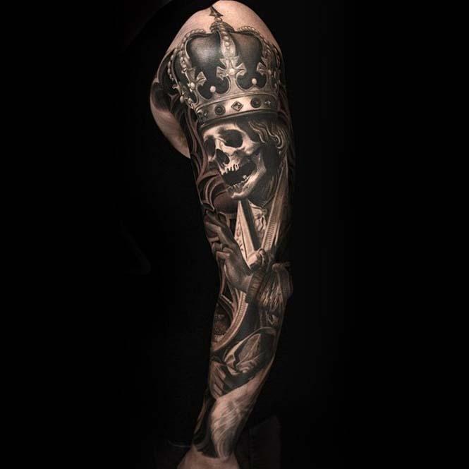 Ο Nikko Hurtado ζωντανεύει χαρακτήρες ταινιών μέσω εντυπωσιακών τατουάζ (7)