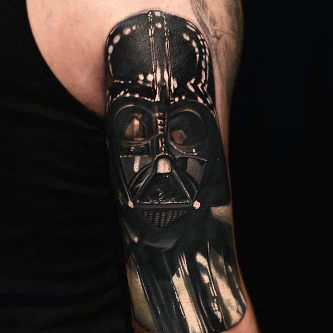 Ο Nikko Hurtado ζωντανεύει χαρακτήρες ταινιών μέσω εντυπωσιακών τατουάζ (9)