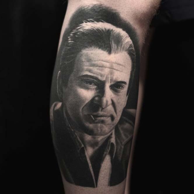 Ο Nikko Hurtado ζωντανεύει χαρακτήρες ταινιών μέσω εντυπωσιακών τατουάζ (11)
