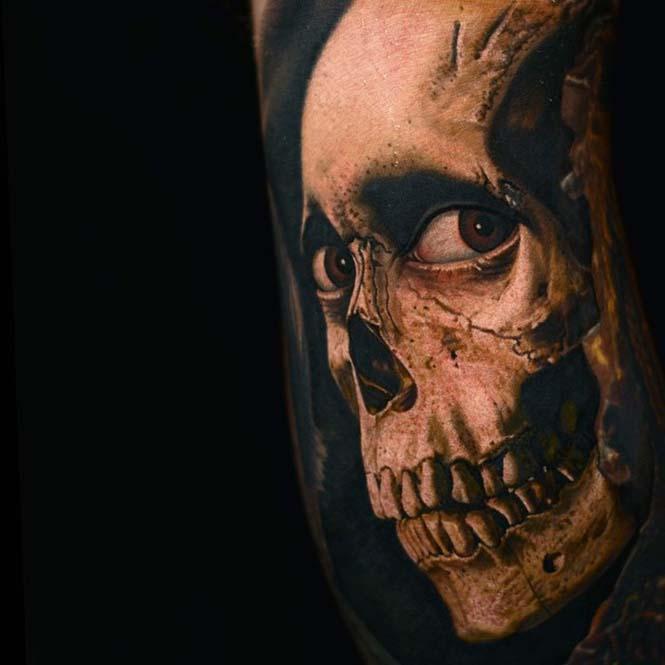 Ο Nikko Hurtado ζωντανεύει χαρακτήρες ταινιών μέσω εντυπωσιακών τατουάζ (12)