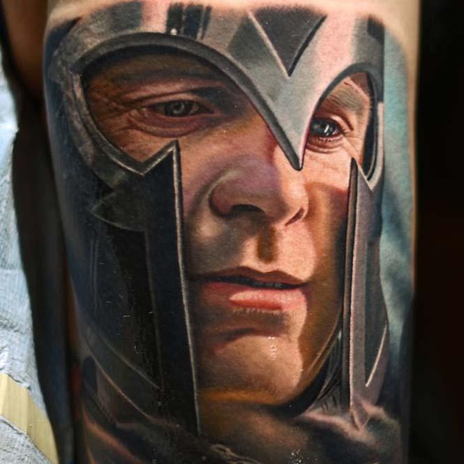 Ο Nikko Hurtado ζωντανεύει χαρακτήρες ταινιών μέσω εντυπωσιακών τατουάζ (14)