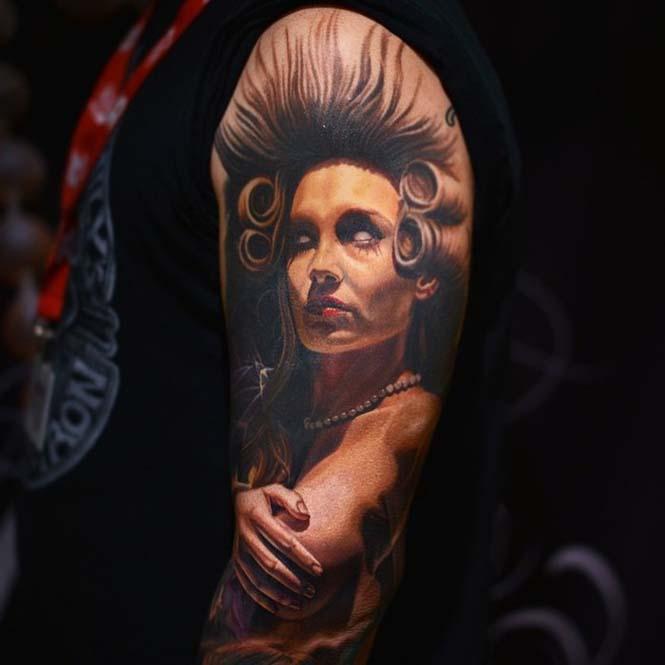 Ο Nikko Hurtado ζωντανεύει χαρακτήρες ταινιών μέσω εντυπωσιακών τατουάζ (15)