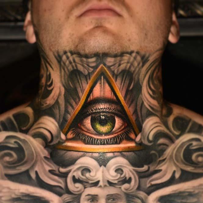 Ο Nikko Hurtado ζωντανεύει χαρακτήρες ταινιών μέσω εντυπωσιακών τατουάζ (1)