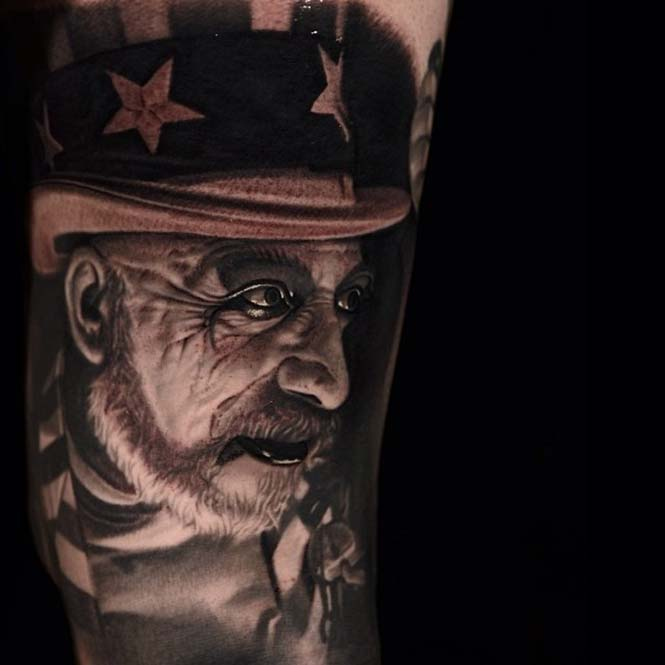 Ο Nikko Hurtado ζωντανεύει χαρακτήρες ταινιών μέσω εντυπωσιακών τατουάζ (17)