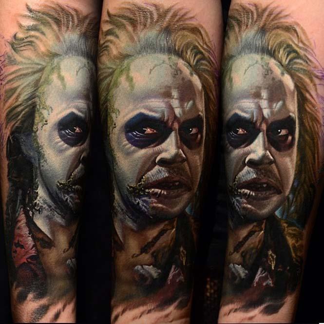 Ο Nikko Hurtado ζωντανεύει χαρακτήρες ταινιών μέσω εντυπωσιακών τατουάζ (19)