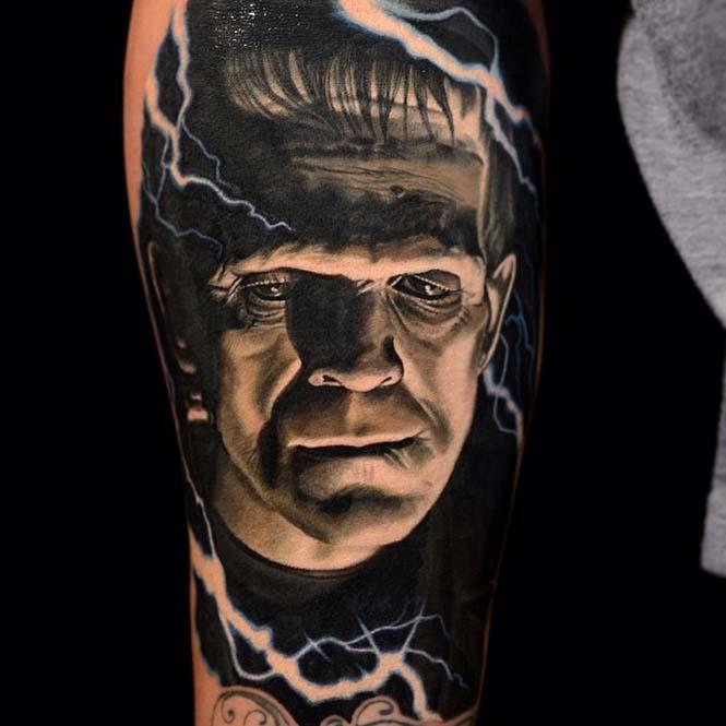 Ο Nikko Hurtado ζωντανεύει χαρακτήρες ταινιών μέσω εντυπωσιακών τατουάζ (20)