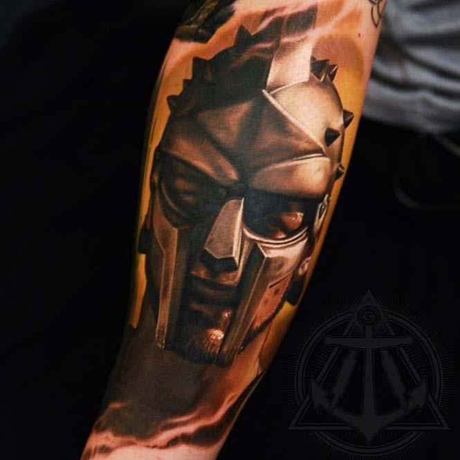 Ο Nikko Hurtado ζωντανεύει χαρακτήρες ταινιών μέσω εντυπωσιακών τατουάζ (21)