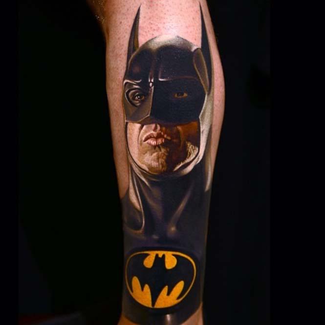 Ο Nikko Hurtado ζωντανεύει χαρακτήρες ταινιών μέσω εντυπωσιακών τατουάζ (22)