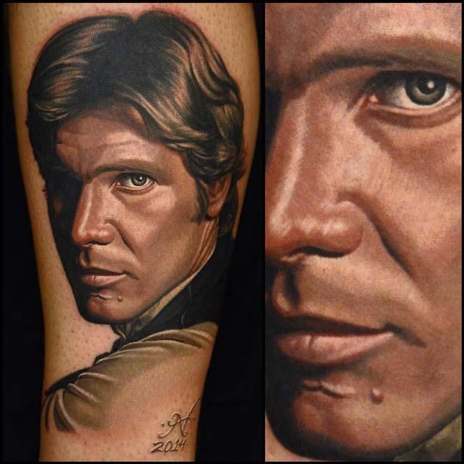 Ο Nikko Hurtado ζωντανεύει χαρακτήρες ταινιών μέσω εντυπωσιακών τατουάζ (23)