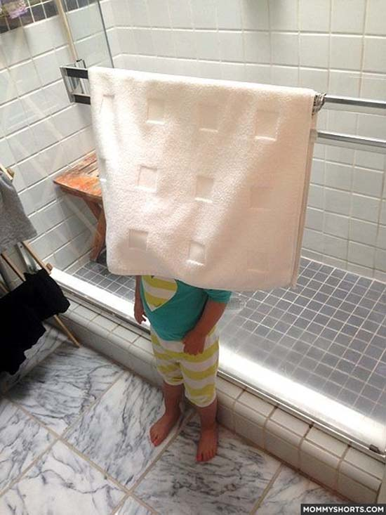 Παιδιά που δεν έχουν καταλάβει ακριβώς πως παίζεται το κρυφτό (5)