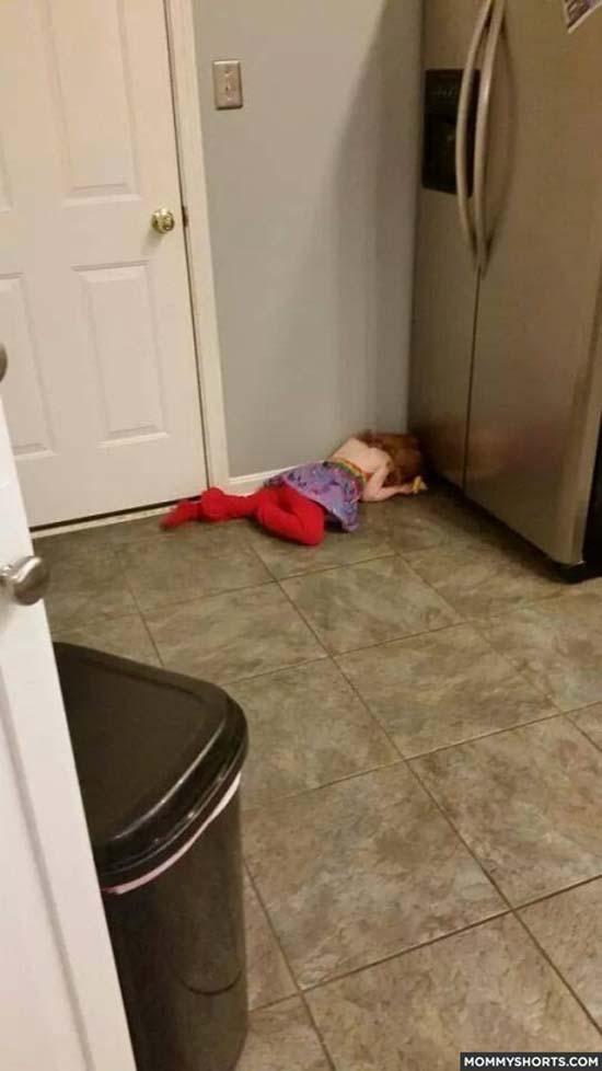 Παιδιά που δεν έχουν καταλάβει ακριβώς πως παίζεται το κρυφτό (9)