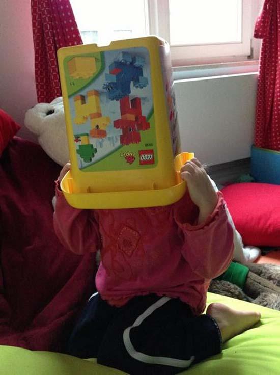 Παιδιά που δεν έχουν καταλάβει ακριβώς πως παίζεται το κρυφτό (20)