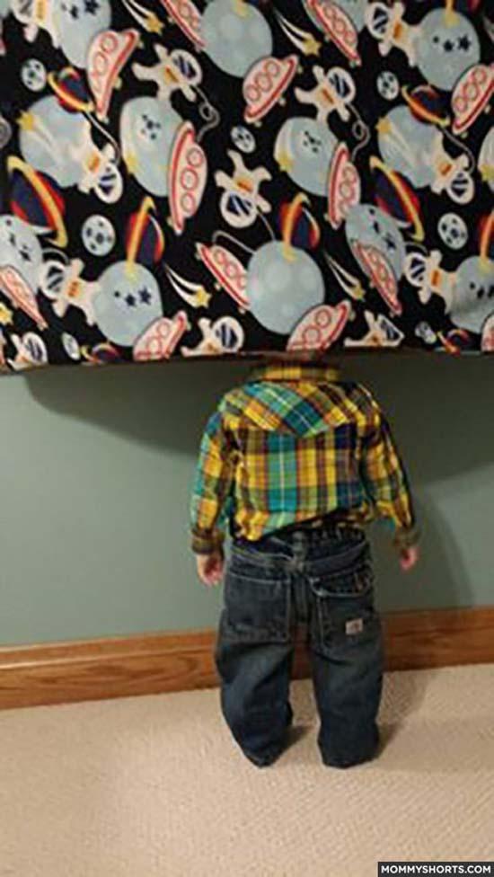 Παιδιά που δεν έχουν καταλάβει ακριβώς πως παίζεται το κρυφτό (32)