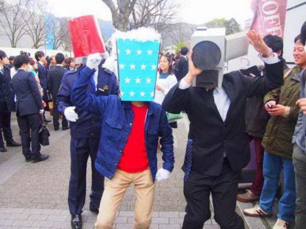 Πανεπιστήμιο στην Ιαπωνία έχει μοναδική τελετή αποφοίτησης (20)
