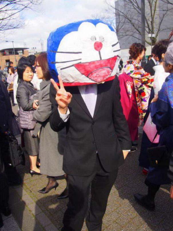 Πανεπιστήμιο στην Ιαπωνία έχει μοναδική τελετή αποφοίτησης (24)