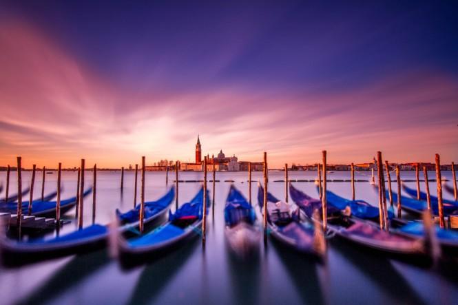 Ανατολή ηλίου στη Βενετία   Φωτογραφία της ημέρας