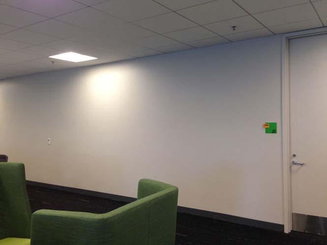 Ένας πρωτότυπος τρόπος για να δώσεις χρώμα σε ένα μουντό χώρο γραφείων (11)