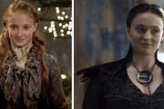 Πως άλλαξαν οι ηθοποιοί του Game of Thrones μέσα σε 5 χρόνια (1)
