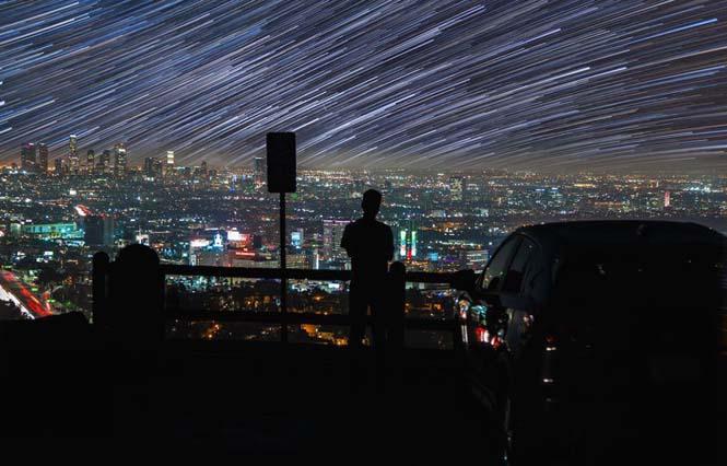 Πως θα φαινόταν ο νυχτερινός ουρανός χωρίς φωτορύπανση (1)
