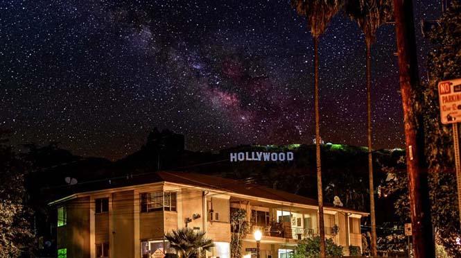 Πως θα φαινόταν ο νυχτερινός ουρανός χωρίς φωτορύπανση (2)