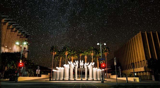 Πως θα φαινόταν ο νυχτερινός ουρανός χωρίς φωτορύπανση (3)
