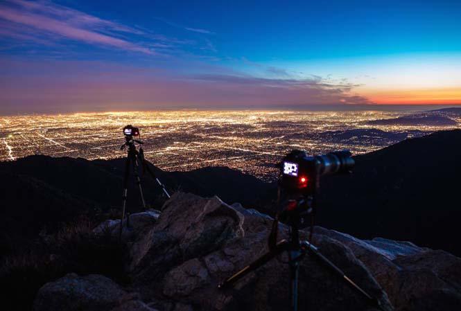 Πως θα φαινόταν ο νυχτερινός ουρανός χωρίς φωτορύπανση (4)