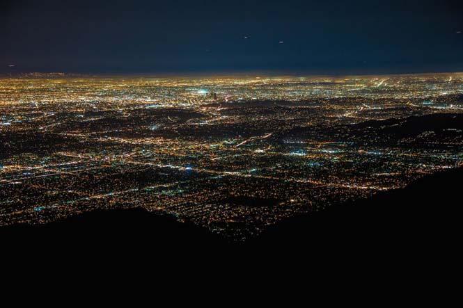 Πως θα φαινόταν ο νυχτερινός ουρανός χωρίς φωτορύπανση (6)
