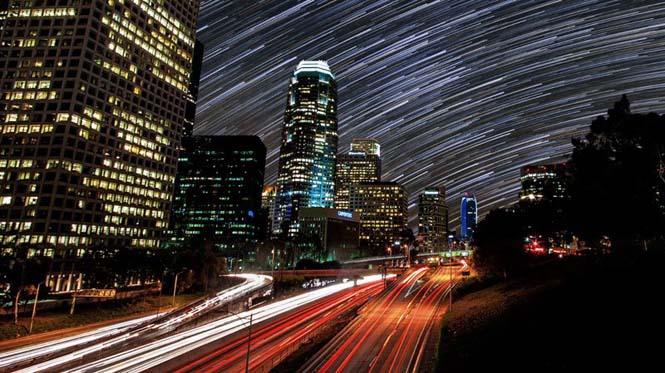 Πως θα φαινόταν ο νυχτερινός ουρανός χωρίς φωτορύπανση (8)