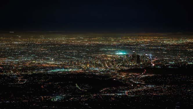 Πως θα φαινόταν ο νυχτερινός ουρανός χωρίς φωτορύπανση (9)