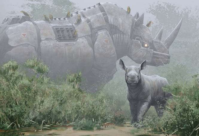 Ο Robert Chew είναι ένας καλλιτέχνης με μεγάλη φαντασία (2)