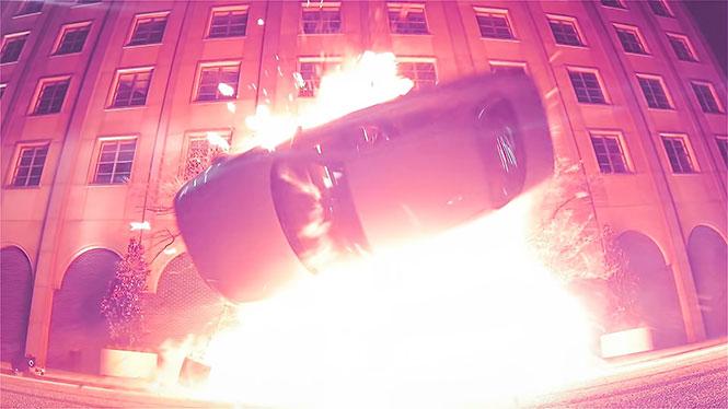 Στα παρασκήνια των stunts του Furious 7