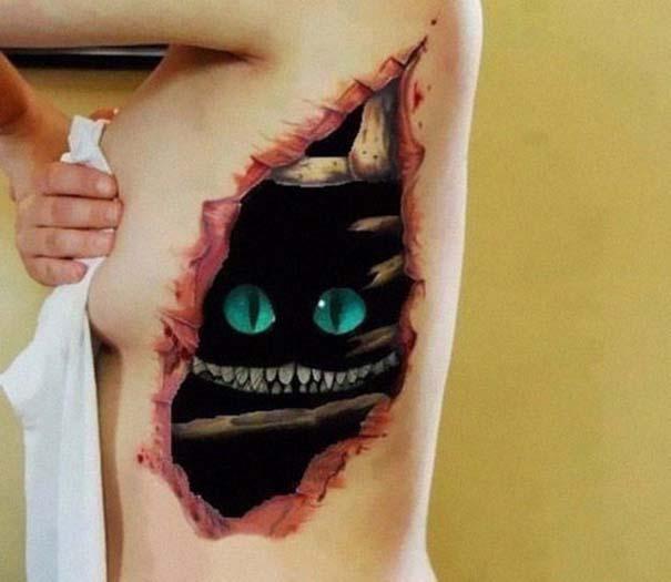 17 τατουάζ που προκαλούν ανατριχίλα (1)