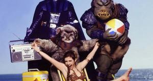 Μια σπάνια vintage φωτογράφηση με τους πρωταγωνιστές του Star Wars