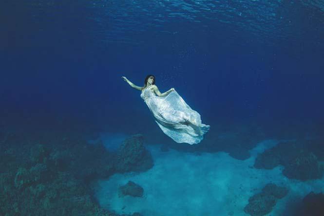 Υποβρύχια γαμήλια πορτραίτα στο Μάουι (5)