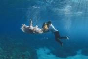 Υποβρύχια γαμήλια πορτραίτα στο Μάουι (1)