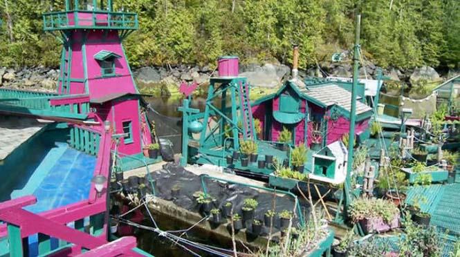 Ζευγάρι κατασκεύασε το δικό του νησί (8)
