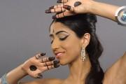 100 χρόνια Ινδικής ομορφιάς σε 1,5 λεπτό
