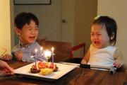 16 παιδιά με καταστροφικά γενέθλια