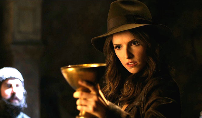 Η Anna Kendrick πρωταγωνιστεί σε παρωδία του Indiana Jones