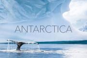 Ανταρκτική με drone