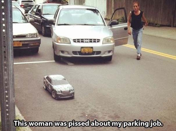 Άνθρωποι που πάρκαραν σε λάθος σημείο (3)