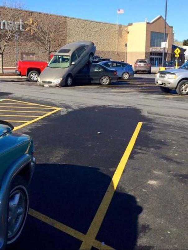 Άνθρωποι που πάρκαραν σε λάθος σημείο (5)
